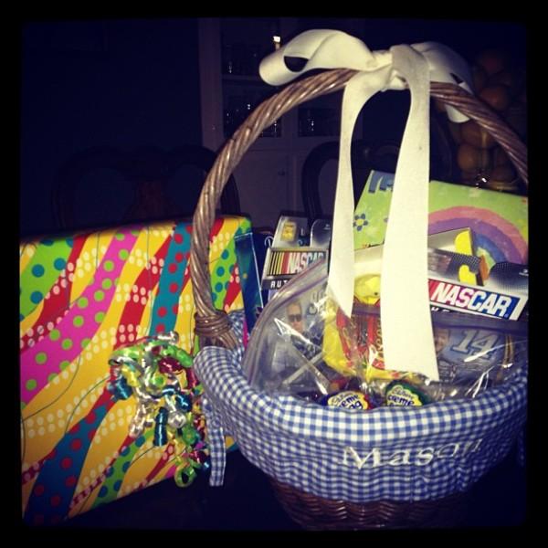 Mason's Basket